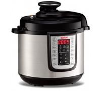 Уред за готвене под налягане Tefal CY505E30 One Pot, 1200 W, 6 л, 25 програми, Задържане на топлина, Черен