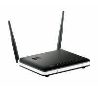 Mаршрутизатор с 3G D-Link DWR-116/E  Wireless N300 Multi-Wan