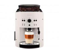Кафеавтомат Krups EA8105, 1450 W, Автоматична, 1.6 л, 15 бара, Бял/Черен