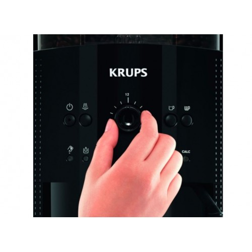 Еспресо машина Krups EA810870, 1450W, Черен