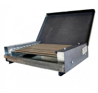 Електрическа скара Rubino ЕС-0.9К, 900 W, С капак