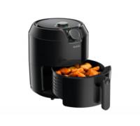 Фритюрник Tefal Easy Fry Classic XL EY201815, 1.2 кг, 1500 W, Регулируема температура 80-200°C, Черен