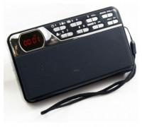 Преносимо радио FIRST FA-1925-1-BU, MP3 плеър, Функция аларма, Mini USB
