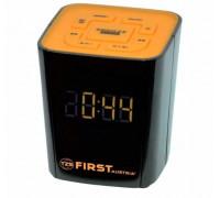 Радио часовник FIRST AUSTRIA FA-2406-2, Аларма, FM радио с PLL, Вграден високоговорител