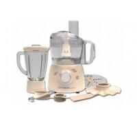 Кухненски робот First Austria FA-5118-4, 6 в 1, 600 W, Пулс функция, Аксесоари