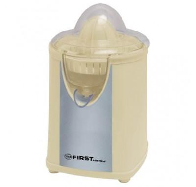 Сокоизстисквачка за цитрусови плодове FIRST FA-5221, 35W, Прозрачен капак, Автоматичен старт
