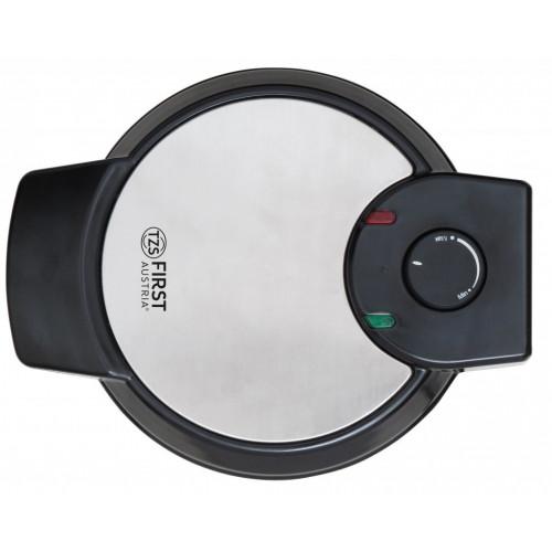 Уред за вафли FIRST FA-5300-1, 700W, Индикатор за мощност, Индикатор за температура, Термостат