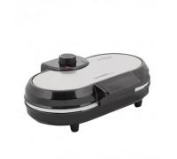 Гофретник FA-5305-2-WI, 1000W, За приготвяне на 2 гофрети, Термостат, Незалепващо покритие