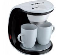 Кафемашина FIRST FA-5453-2, 2 чаши, 450 W, Подвижен филтър