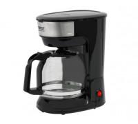 Кафемашина FIRST FA-5459-5, 12 чаши, 900 W, Подгряващ котлон