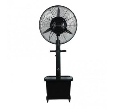 Вентилатор с водна мъгла First FA-5564-1, 260 W, 41 л, 3 степени, Черен