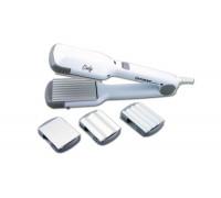 Преса за коса FIRST FA-5670-1-PI, 25 W, Максимална температура до 150 градуса, Четири приставки