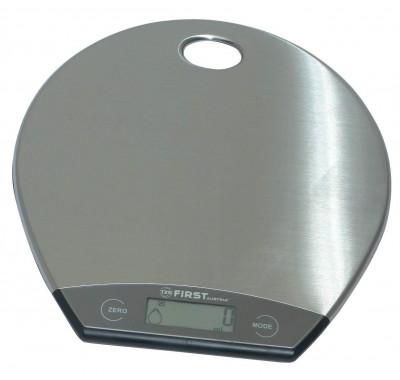 Кухненска везна FIRST FA-6403-1, 5 кг капацитет, Индикатор за претоварване, Функция тара, Автоматично изключване