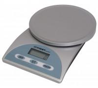 Кухненска везна FIRST FA-6405, 5 кг максимално тегло, Автоматично изключване, Индикатор за захранван...