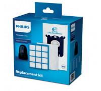Комплект филтри за прахосмукачка PHILIPS FC8059/01, 6 торбички