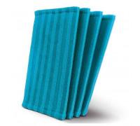 Подложки от микрофибър PHILIPS FC8063/01, 4 броя, Съвместими с PowerPro Aqua