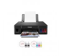 Мастилоструен принтер Canon PIXMA G1411, Скорост черно 8.8 ipm, Скорост цветно 5.0 ipm, Съвместим с ...