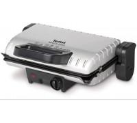 Електрическа скара Tefal GC205012, 1600 W, 21 x 33.5 см, Черна/Сива