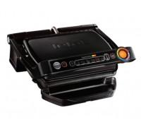 Електрическа скара TEFAL GC714834 OptiGrill+ Snacking & Baking, 2000W, 6 програми за автоматично приготвяне, Автоматичен сензор за готвене, Свалящи се плочи, Черна