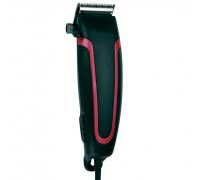 Машинка за подстригване ELITE HC - 1321, Мощност: 10W, 4 приставки, Ножчета от неръждаема стомана