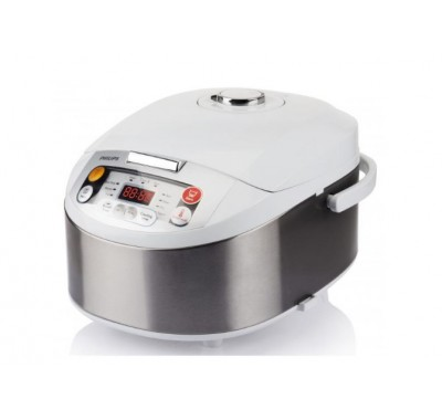 Мултикукър PHILIPS HD3037/70, 3D функция за загряване, Интелигентен контрол на температурата