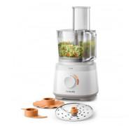 Кухненски робот PHILIPS HR7310/00, 700 W, 16 функции, Купа 2.1 л, 2 скорости + PULSE