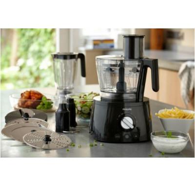 Кухненски робот PHILIPS HR7776/90, 1300 W, 12 скорости, 30 функции