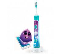 Ел. четка за зъби PHILIPS Sonicare HX6321/04, С интерактивно приложение, Забавни сменяеми лепенки