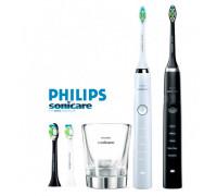 Ел. четка за зъби PHILIPS Sonicare HX9334/41, 2 дръжки, 4 глави, 5 режима на работа