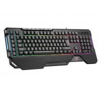 RGB геймърска клавиатура Delux K9600U