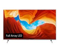 "Телевизор Sony BRAVIA KD-55XH9077 55"", 4K HDR TV, Full Array LED, 4K HDR Processor X1, Dolby Atmos, DVB-C / DVB-T/T2 / DVB-S/S2, USB, Android TV, Гласов контрол, Сребрист"