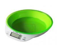Кухненска везна ELITE KS-1192, Сензор с висока точност, Tare функция, Максимален капацитет: 5кг