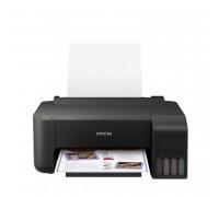 Мастилоструен принтер Epson EcoTank L1110, Съвместими с Mac OS, Windows, Скорост черно 33 ppm, Скоро...