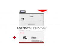 Лазерен принтер Canon i-SENSYS LBP223dw