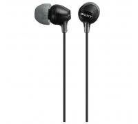 Слушалки Sony Headset MDR-EX15LP (MDREX15LPB.AE) Черни