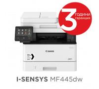 Лазерно многофункционално устройство Canon i-SENSYS MF445dw Printer/Scanner/Copier/Fax