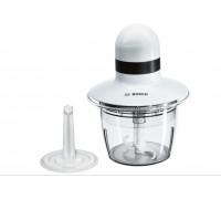 Чопър Bosch MMR08A1, 400 W, 0.8 л, Бял