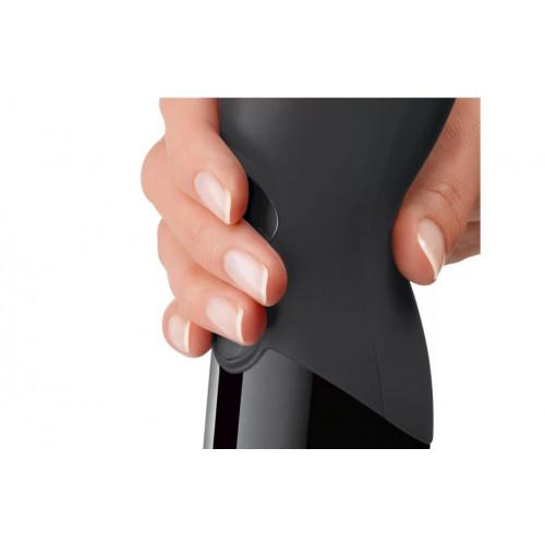 Пасатор Bosch MS6CB61V5, 1000 W, Soft-Touch-корпус, Прозрачна кана за миксиране