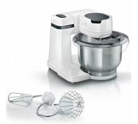 Кухненски робот BOSCH MUMS2EW00, 700 W, Плавно стартиране, Електронен регулатор на оборотите