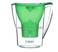 Кана за филтриране на вода BWT PENGUIN NK-B703, Включен филтър, BPA-free, Зелен