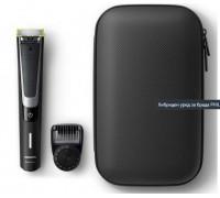 Хибриден уред за брада PHILIPS QP6510/64, 12 настройки за прецизно оформяне