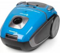 Прахосмукачка Rohnson R-129, Мощност: 800 W, 4 степени на филтрация, Вместимост на торбата :3 л