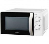 Микровълнова печка Rohnson R-2022, 20 литрова, 6 нива на мощност, функция размразяване, 700W
