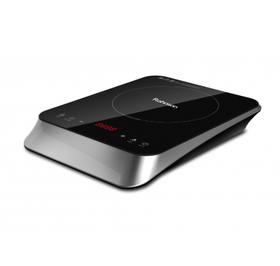 Индукционен котлон Rohnson R-2450, Мощност 2000 W, 10 нива на температурата, Цифров дисплей