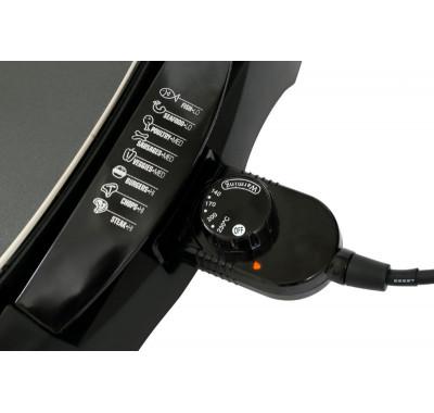 Скара Rohnson R-250, Регулируем термостат до 230 °C, Мощност 2200 W