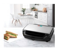 Сандвич тостер Rohnson R-2755, 900W, XXL грил плоча, Ненагряващи се корпус и дръжка