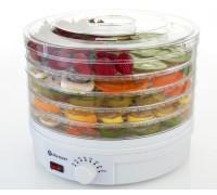 Уред за сушене на плодове Rohnson R-2910, Регулиране на температурата от 35 до 70, Вентилатор