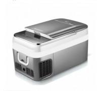 Хладилна чанта Rohnson R-4026, 26L, ECO режим и самозащита, Защита от разреждане на батерията, Достига -20 ° C, Енергиен клас А