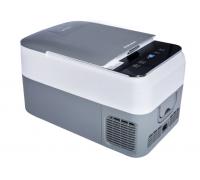 Мобилен хладилник/фризер Rohnoson R-4026, Обем - 26 l, Захранване - 12 V, 24 V или 230 V, Охлажда до -20 ° C