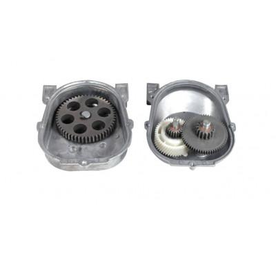 Месомелачка Rohnson R-5410, Мощност 3000W, 3 метални диска, Допълнителна приставка за наденица